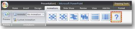 "At all costs avoid the ""Random Transition"" option which is guaranteed to create a Death by PowerPoint scenario."