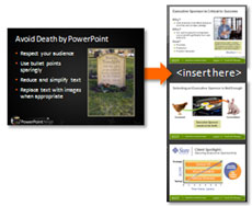 Keep the Formatting of an Inserted Slide in PowerPoint | PowerPoint