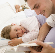 Presentations should not be bedtime stories... (c)Shutterstock