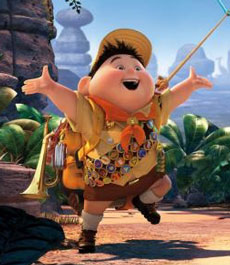 Be prepared like a wilderness explorer (c) Disney