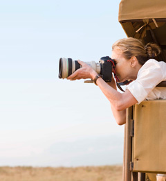 Lots of photos are taken, but few are chosen. (c) Thinkstock