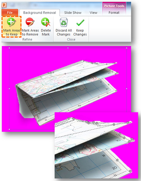powerpoint template background edit